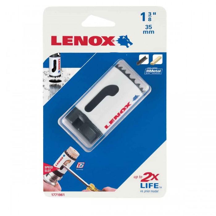 """Lenox ⅞"""" Bi-Metal SPEED SLOT® Hole Saw, 30014-14L"""