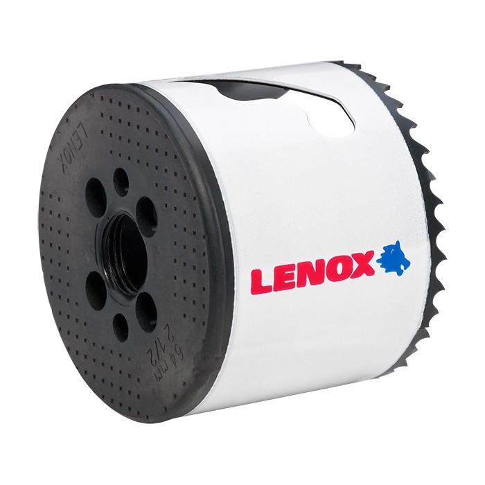 """Lenox 2 ½"""" Bi-Metal SPEED SLOT® Hole Saw, 30040-40L"""