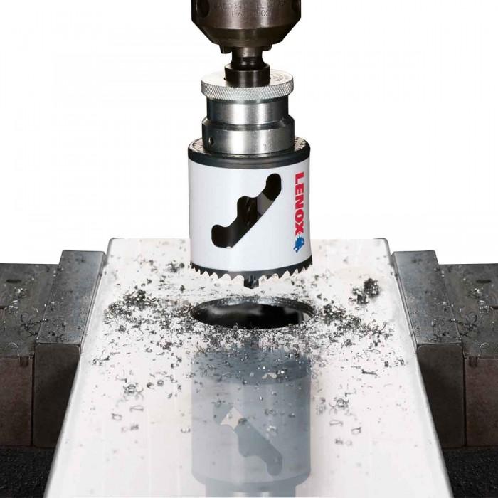 """Lenox 2-9/16"""" Bi-Metal SPEED SLOT® Hole Saw, 30041-41L"""